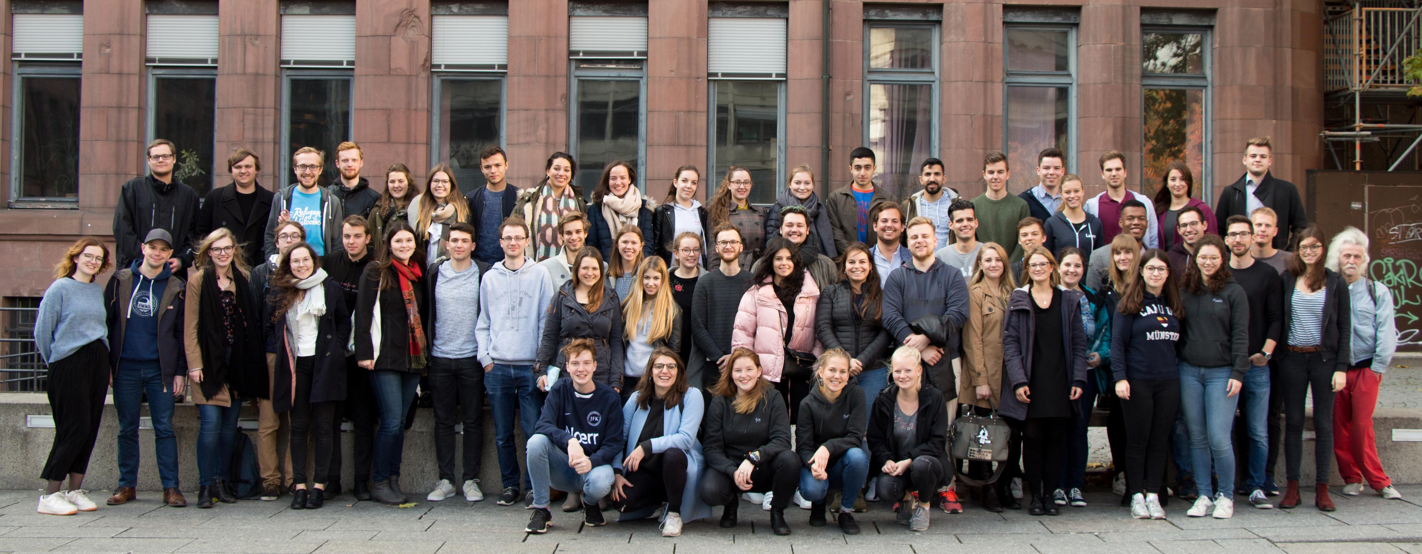 Gruppenfoto APT 2018 Freiburg