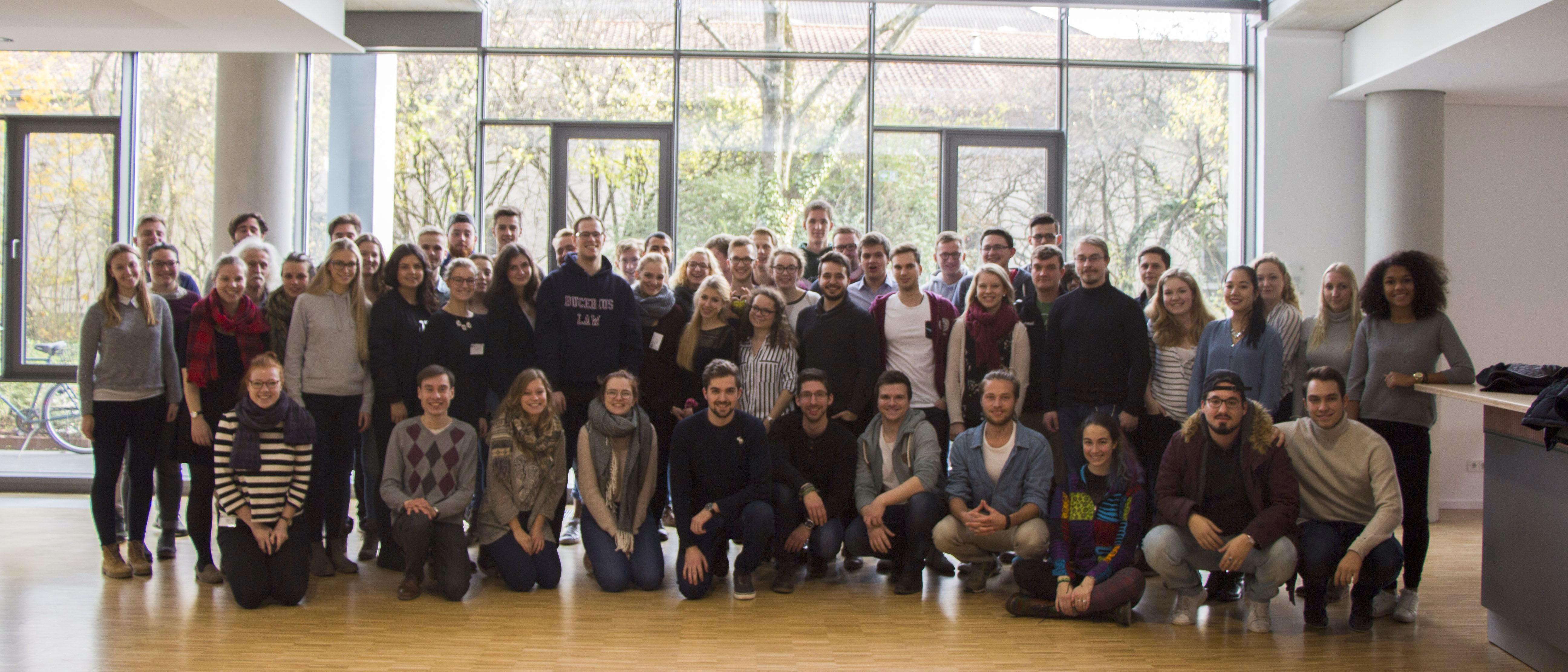 Gruppenfoto APT 2016 Heidelberg