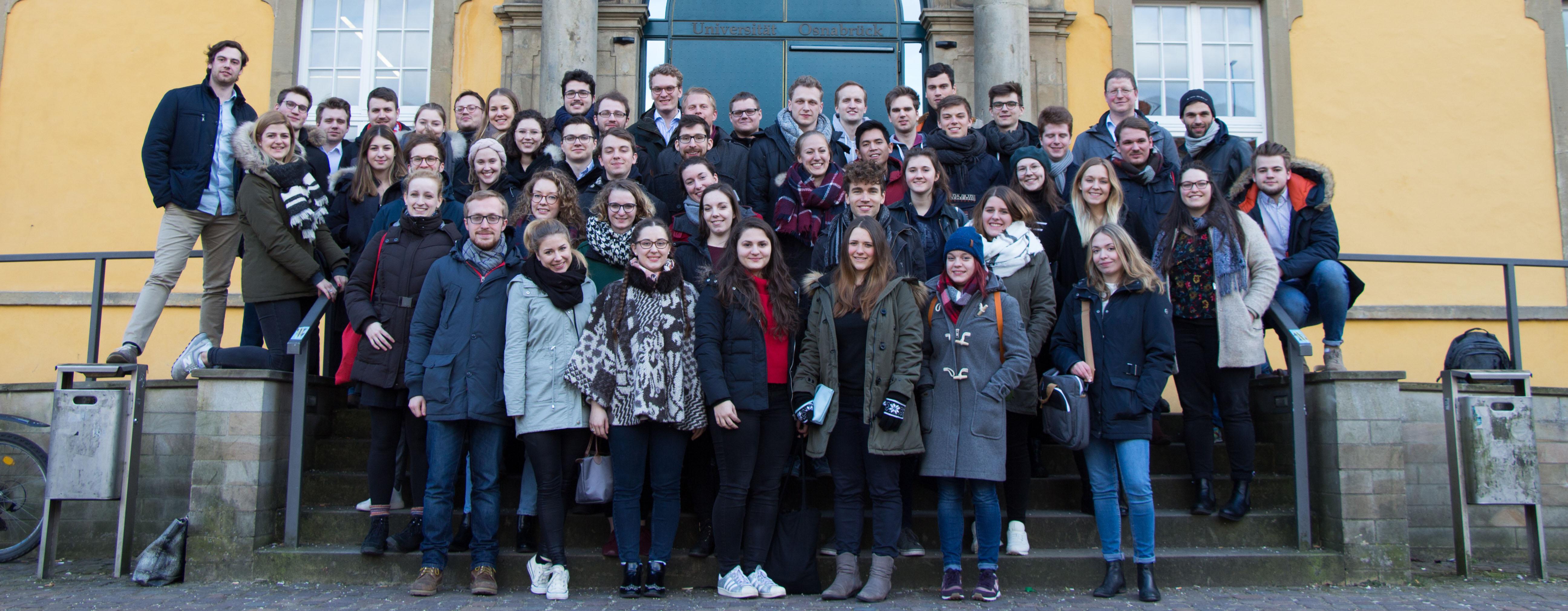 Gruppenfoto APT 2018 Osnabrück
