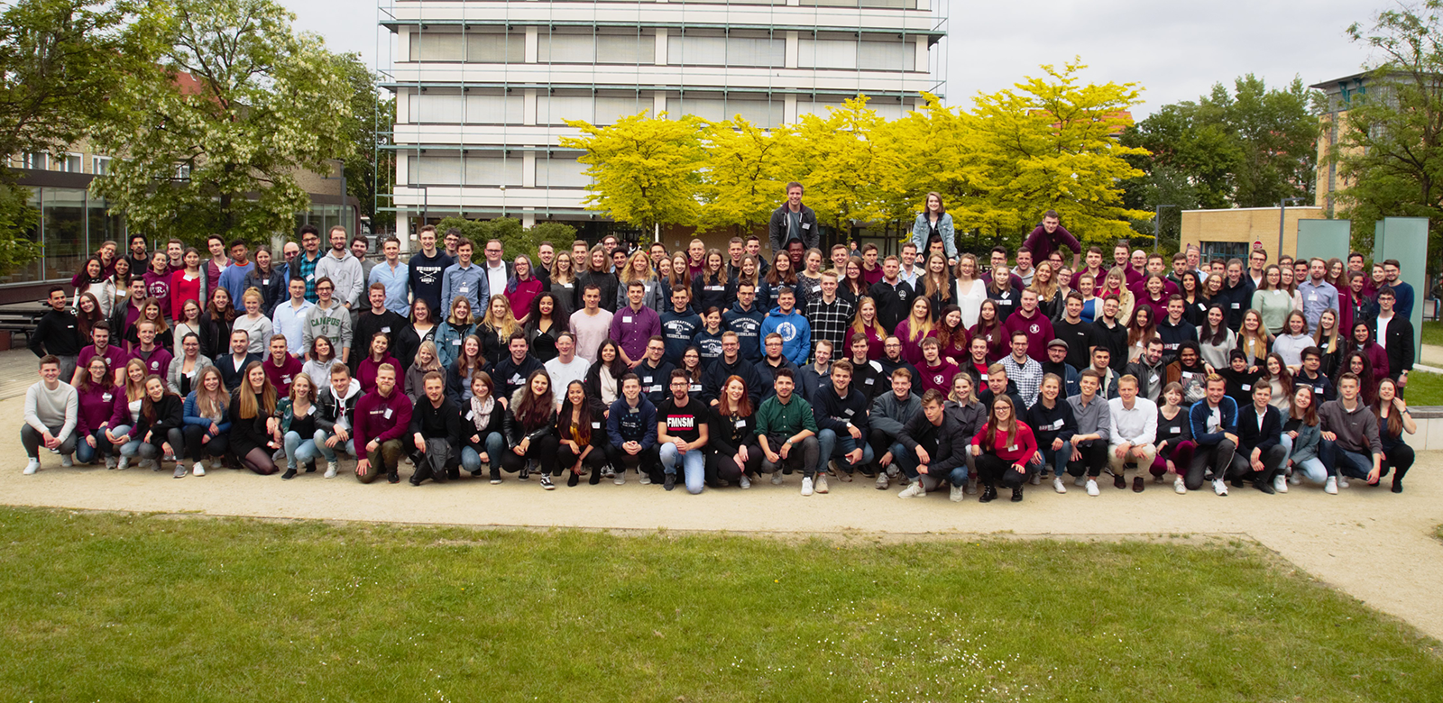 Gruppenfoto Bundesfachschaftentagung Hannover 2019