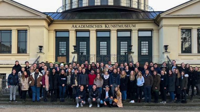 Gruppenfoto APT 2019 Bonn